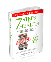 7 Steps to Health and Big Diabetes Lie – The e-Book Review