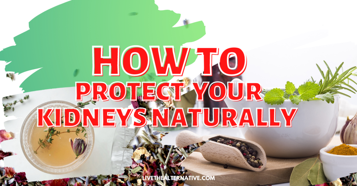 How To Protect Your Kidneys Naturally